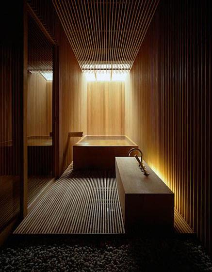 kengo kuma salle de bain la lumi re tamis e studio e k l. Black Bedroom Furniture Sets. Home Design Ideas
